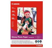 Canon Foto papír GP-501, 10x15 cm, 100 ks, 210g/m2, lesklý