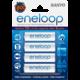 Sanyo Eneloop AA (R06), 4ks (1800 cyklů)