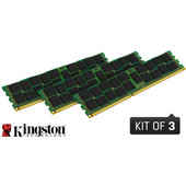 Kingston Value 24 (3x8GB) DDR3 1333 Reg ECC Brand DELL