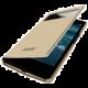 Acer flipové pouzdro pro Liquid E3, zlatá