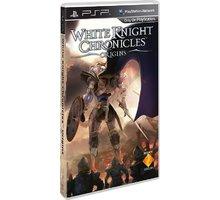 White Knight Chronicles Origins - PSP