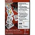 Canon Foto papír High Resolution HR-101N, A3, 20 ks, 106g/m2