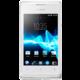 Sony Xperia E, bílá
