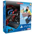 PlayStation 3 - 500GB +2xMove/GT5/champions