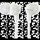 Sony Fontopia MDR-EX10LP, bílé