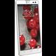 LG Optimus L9 II, bílá
