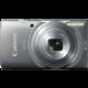 Canon IXUS 150, šedá  + Paměťová karta SDHC 8GB Kingston (class 10) v ceně 169 Kč
