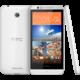 HTC Desire 510, bílá