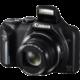 Canon PowerShot SX170 IS, černá  + Paměťová karta SDHC 8GB Kingston (class 4) v ceně 129 Kč