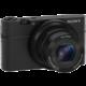 Sony Cybershot DSC-RX100, černá  + Přenosný zdroj Sony CP-ELS v ceně 500kč