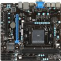 MSI A58M-E35 - AMD A58