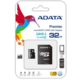 A-Data Micro SDHC Premier 32GB UHS-1 + adaptér