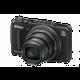 Nikon Coolpix S9700, černá  + Lexar SDHC 8GB v ceně 250 Kč
