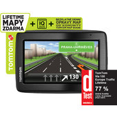 TOMTOM Via 130 Traffic Europe Lifetime
