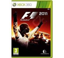 F1 2011 - Formula 1 - X360