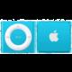 Apple iPod shuffle - 2GB, modrá