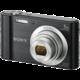 Sony Cybershot DSC-W800, černá  + Paměťová karta Sony 8GB v hodnotě 200kč