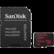 SanDisk Micro SDXC Ultra 128GB Class 10 UHS-I + adaptér