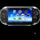 Sony PS Vita 3G/Wi-Fi, černá