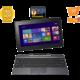 ASUS Transformer Book T100TA-DK002H, 32GB + dock, šedá  + Nokia Lumia 520, černá v ceně 2.990 Kč + časopis DRIVE roční předplatné v ceně 499,-