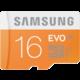 Samsung Micro SDHC EVO 16GB Class 10 UHS-I + adaptér