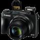 Canon PowerShot G1 X Mark II, černá  + Poukázka Tesco v hodnotě 500Kč