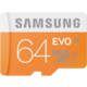 Samsung Micro SDXC EVO 64GB Class 10 UHS-I