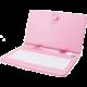 iGET 10.1'' pouzdro s klávesnicí F10P, růžová