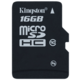 Kingston Micro SDHC 16GB Class 10
