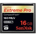 SanDisk CompactFlash Extreme Pro 16GB