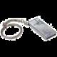 Transcend JetFlash V90C  16GB, kov