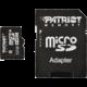 Patriot Micro SDHC LX 32GB Class 10