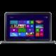 Ultrabook Dell Inspiron 15z Touch, stříbrná  + PC HRA Battlefield 4 v ceně 848 Kč