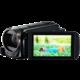 Canon Legria HF R56, černá - Premium Kit