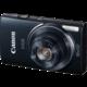 Canon IXUS 155, černá  + Paměťová karta SDHC 8GB Kingston (class 10) v ceně 169 Kč