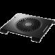 """Coolermaster CMC3 pro notebooky do 12-15"""", 20cm fan, černá"""