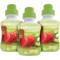 SodaStream Sirup kiwi/jahoda 500ml 2+1