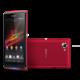 Sony Xperia L, červená