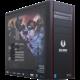 HAL3000 herní sestava MČR Pro  + Intel poukaz ke stažení her World of Tanks, Grid Autosport a SW Movie Edit Touch v ceně 2999 Kč