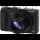 Sony Cybershot DSC-HX50, černá  + Přenosný zdroj Sony CP-ELS v ceně 500 Kč