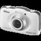 Nikon Coolpix S32, bílá