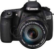 Canon EOS 60D + objektiv EF-S 17-85 IS USM