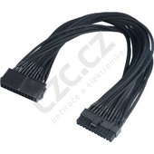 Akasa (AK-CBPW06-40BK), Flexa P24, 24 pin ATX PSU 40cm extension cable