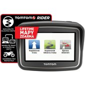TOMTOM Rider v4 Europe Lifetime
