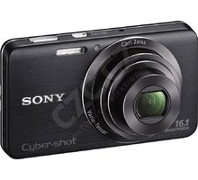 Sony Cybershot DSC-W630B, černá