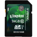 Kingston SDHC 16GB Class 10 UHS-I