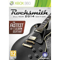 Rocksmith 2014 - X360