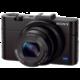 Sony Cybershot DSC-RX100M2, černá  + Přenosný zdroj Sony CP-ELS v ceně 500kč