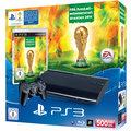 PlayStation 3 - 500GB + FIFA World Cup 2014