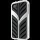 Musubo zadní kryt pro iPhone 4/4S, Eden, černá